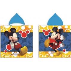 Mickey Disney Hooded Swim Poncho