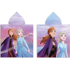 Swim Poncho The Snow Queen Hoodie