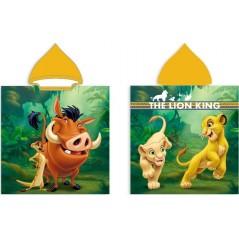 The Lion King Disney hooded bath poncho