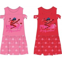 Robe Miraculous -Lady bugs