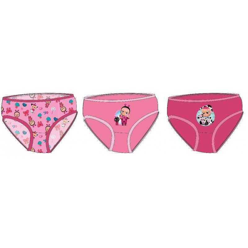 Box of 3 panties Bing