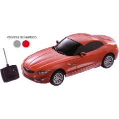 radio controlled car - BMW Z4 M Coupé 1/16