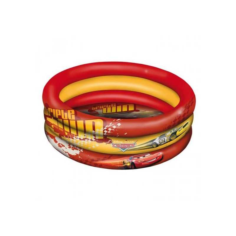 Pool Ø150 cm 3 rings - cars