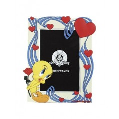Picture frame Tweety rubber flexible