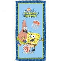 Beach towel or bath towel SpongeBob