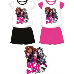 Pijama corto Monster High