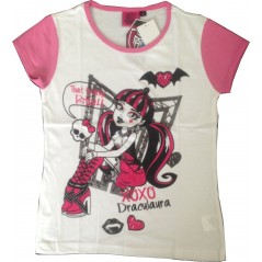 Camiseta Monster High Mattel - nd030