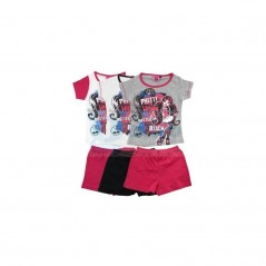 Short pajamas Monster High -830-125