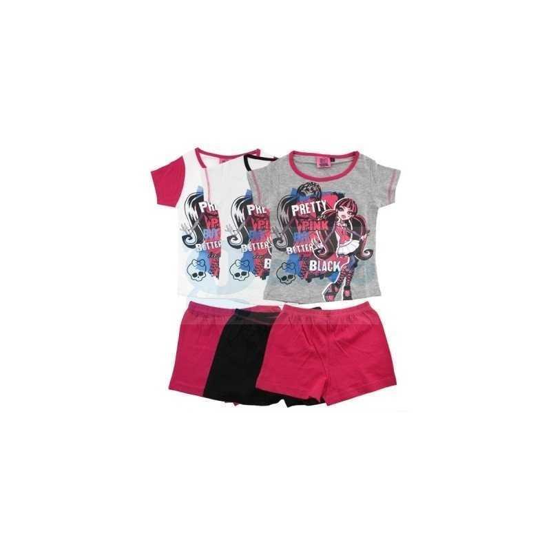 Krótka piżama Monster High -830-125