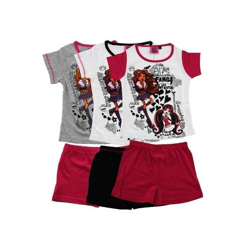 Pijama corto Monster High -830-130