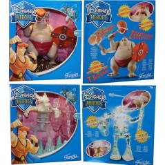 Set Disney figurines + accessories