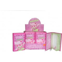 Twinzy address books,