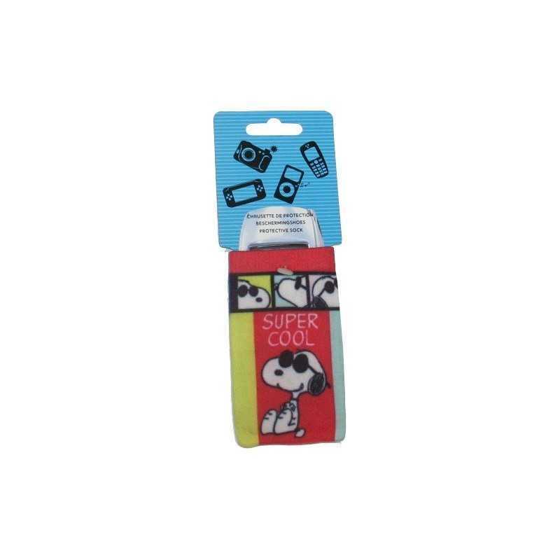 Snoopy Cover, Schutzsocke für Handy