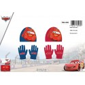 Disney hat and gloves set Cars
