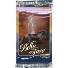 Bella Sara 5 Card Booster
