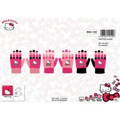 Hello Kitty Handschuhe Set -800-122