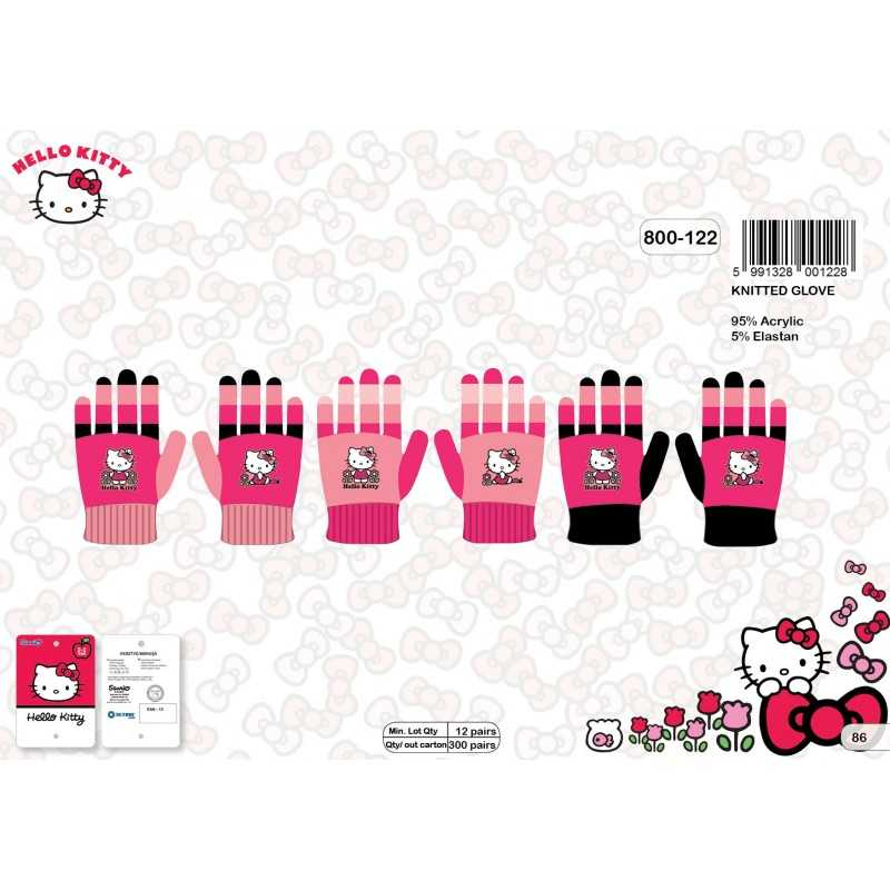 Rękawice Hello Kitty Set -800-122