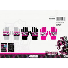 Set gants Monster High - 800-081