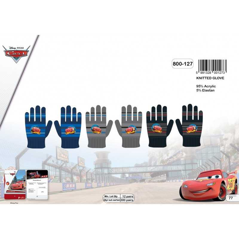 Disney Cars Glove Set - 800-127