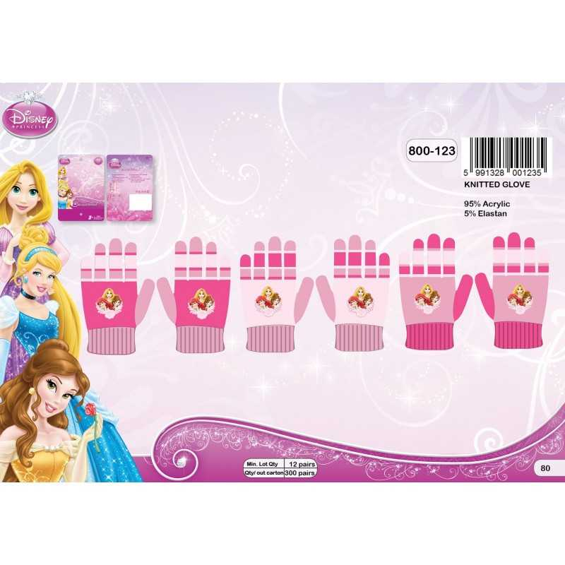 Princess gloves set - 800-123