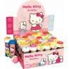 soap bubble hello kitty