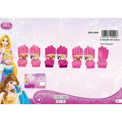 Prinzessinnen - Prinzessinnen Skihandschuhe - 800-094