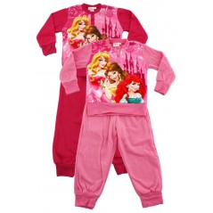 Princess fleece pajama set - 830-506