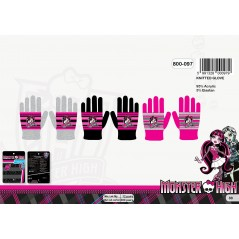 Gants Monster High - 800-097