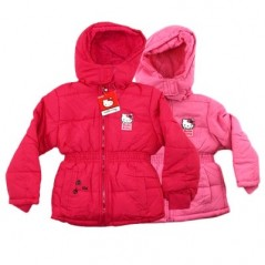 Hello Kitty Parka Hoodie For Girl - 850-029