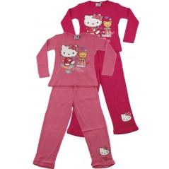 Hello Kitty Long Pajama Set -830-661