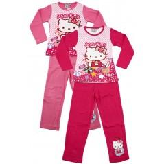 Hallo Kitty langen Schlafanzug-830-662