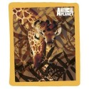 Plaid Polaire Animal planet Giraffe - 130 x 160 cm