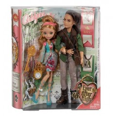 Ever After High Ashlynn Ella and Huntsman