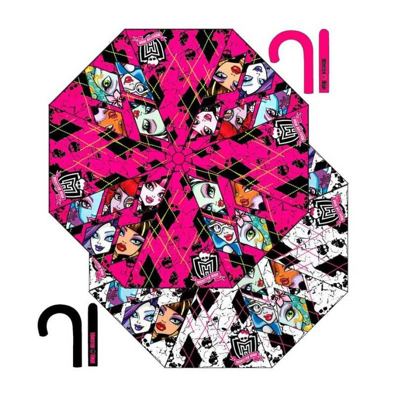 Parapluie Automatique Monster High -26135
