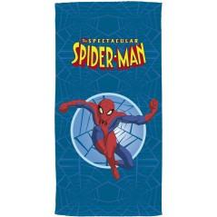 Arkusz plażowy SpiderMan 76 x 152 cm