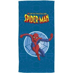 SpiderMan Beach Sheet 76 x 152cm