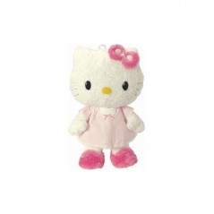 Peluche Housse Pyjamas Hello Kitty 40 Cm