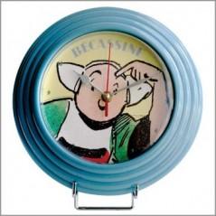 round clock snipe