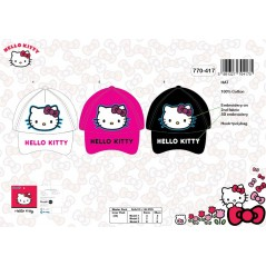 Cap Hello Kitty - 770-417