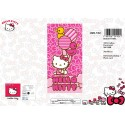 Drap de plage coton Hello Kitty - 820-102