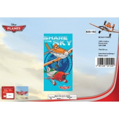 Disney Planes Beach Sheet - 820-152