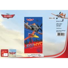 Drap de plage Planes Disney - 820-153