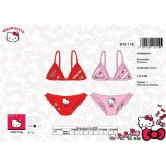Maillot de bain - Bikini - Hello Kitty pour Fille -910-119