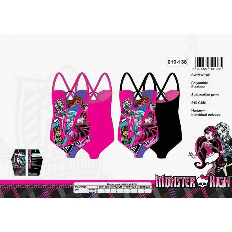 Traje de baño Monster High - 910-138