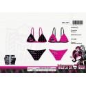 Badeanzug - Bikini - Monster High -910-151