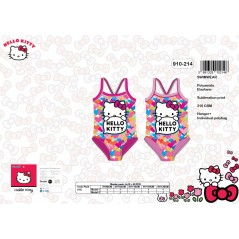 Badeanzug Hello Kitty - 910-214