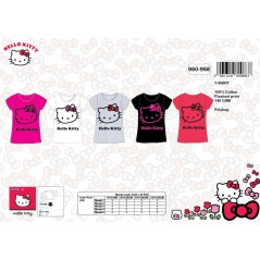 Tee-shirt Hello Kitty - 960-968