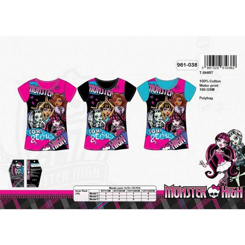 Monster monster high t-shirt - 961-038