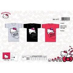 Big T-shirt Hello Kitty