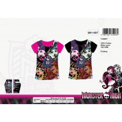 Monster High t-shirts